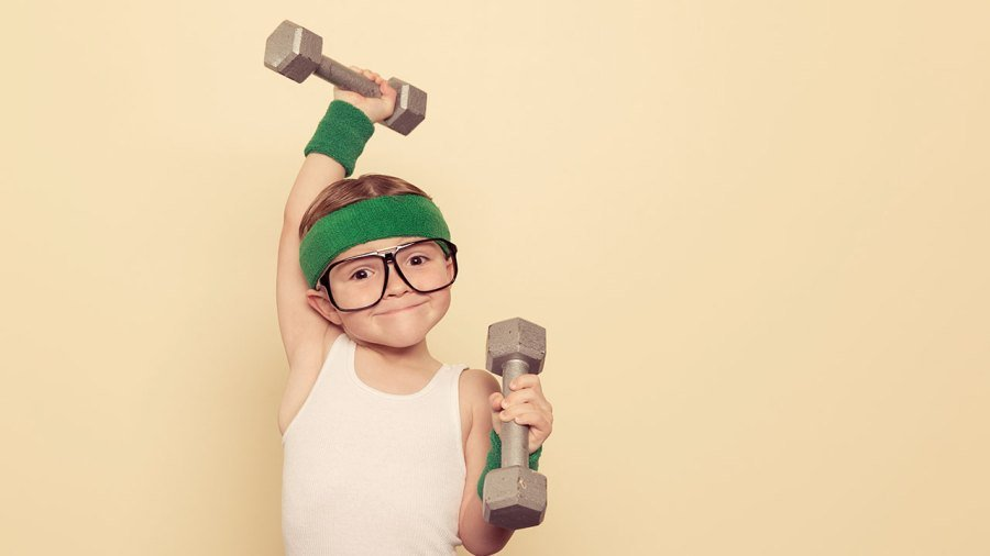 Is strength training at a young age bad for you?