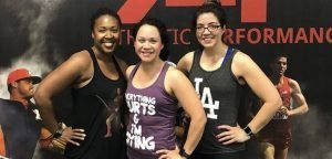 Women quit being afraid of lifting weights
