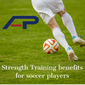 Strength training benefits for soccer players